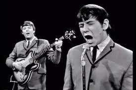 Chas Chandler & Eric Burdon of The Animals