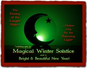 2015 Winter Solstice